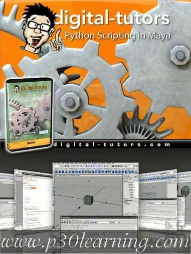 1287957862 pythonscriptinginmayawtmk دانلود فیلم آموزش اسکریپت نویسی در MAYA به زبان Python