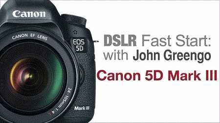 5d canon دانلود فیلم آموزش گام به گام دوربین جدید شرکت کانن، مدل 5D markIII