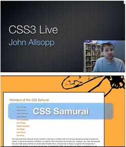 CSS3 With John AllSopp