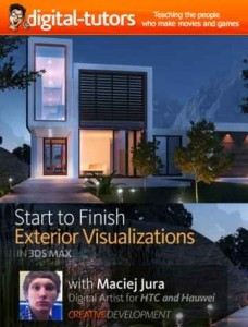 Interior Visualizations in 3ds Max with Maciej