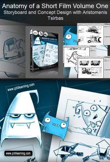 anatomyofashortfilmvol دانلود فیلم آموزش ساخت انیمیشن کوتاه | ولوم1