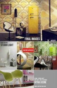 Cg Blog Style Room 70's