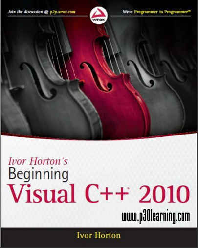 cpp10.video .p30learning کتاب آموزش زبان برنامه نویسی Visual C++ 2010 + سورس کد