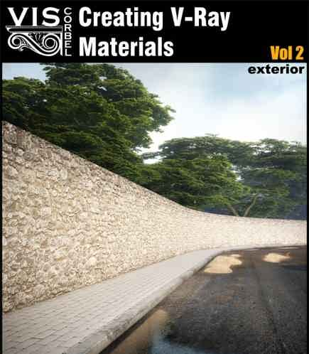 creating-v-ray-materials www.p30learning.com