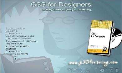 css for designers copy دانلود مجموعه آموزشی CSS برای طراحان
