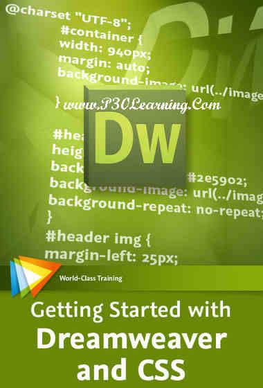 dream css دانلود فیلم آموزش CSS در Dreamweaver