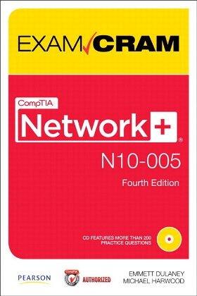 دانلود کتاب های آموزشی شبکه CompTIA Network+ N10-005