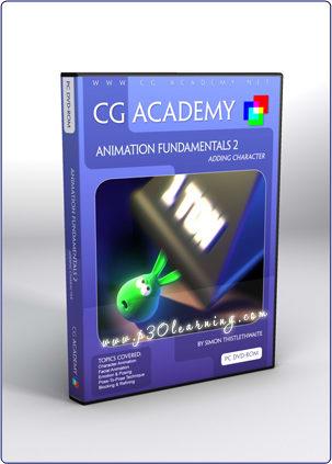 packshot copy دانلود DVD شانزدهم آموزش تردی مکس (CG Academy) – انیمیشن مقدماتی 2