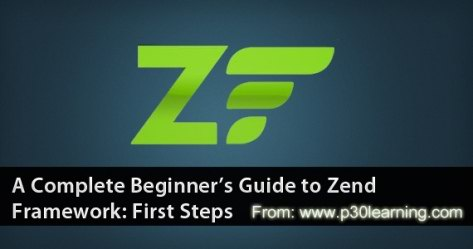 starting zend framework_ www.p30learning.com