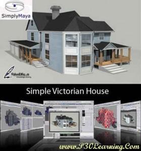 Simply Maya Victorian House
