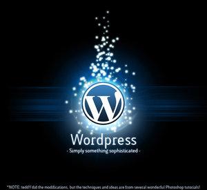 wordpress فیلم آموزش وردپرس برای طراحان